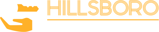 Hillsboro Lock & Car Keys Logo